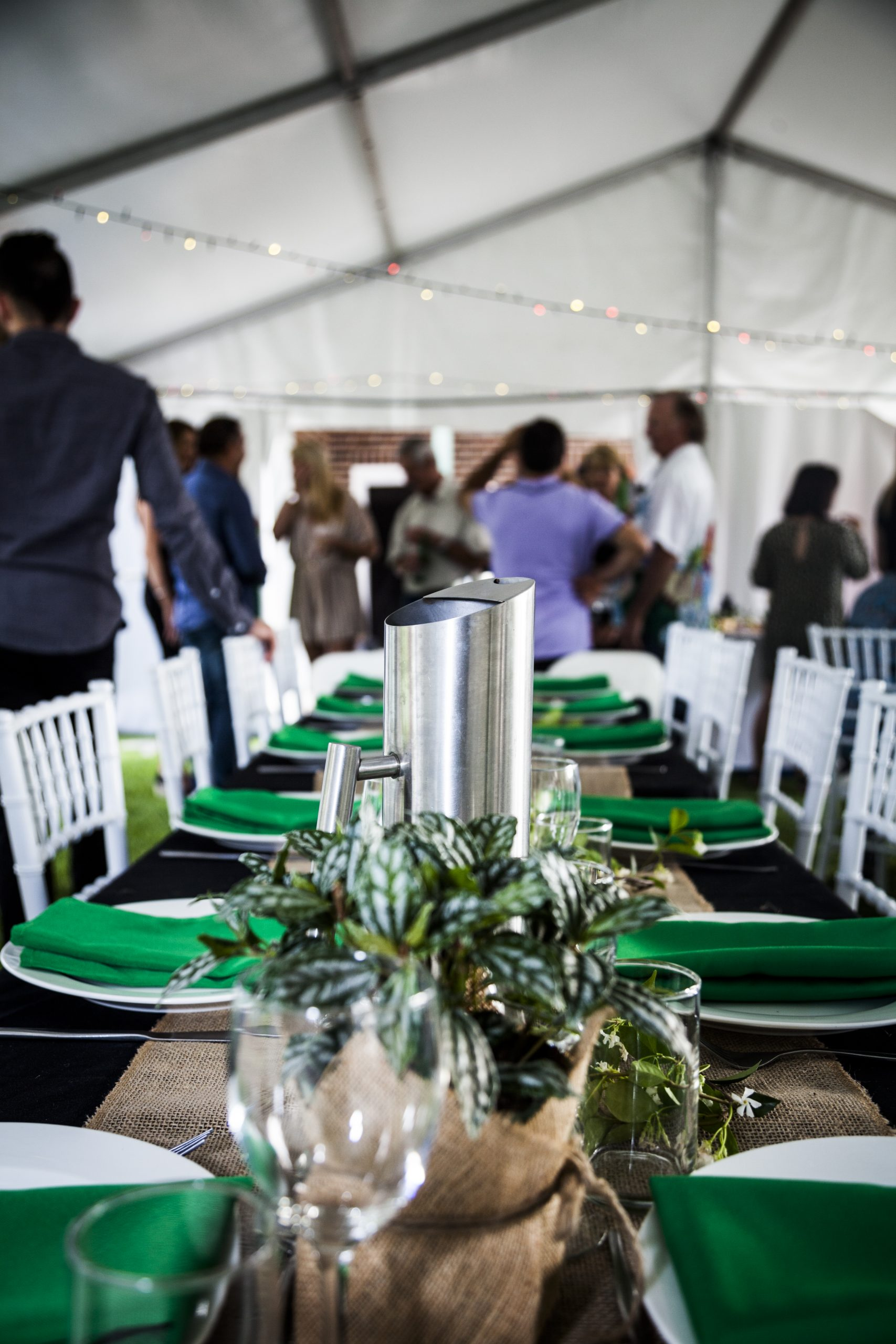 outdoor event marquee
